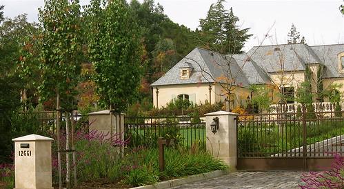 palatial home