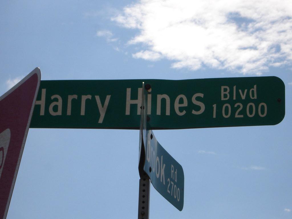 Harry Hines Boulevard