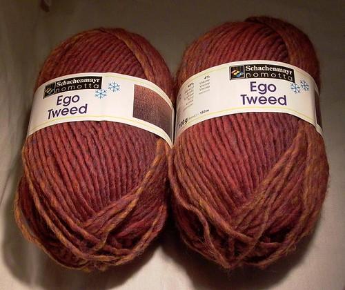 Ego Tweed