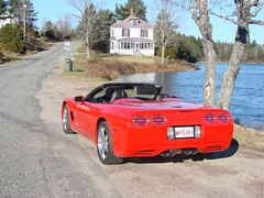 Thompson's 060 (redvette) Tags: corvette rivervalleyvettes redvette tomhiltz