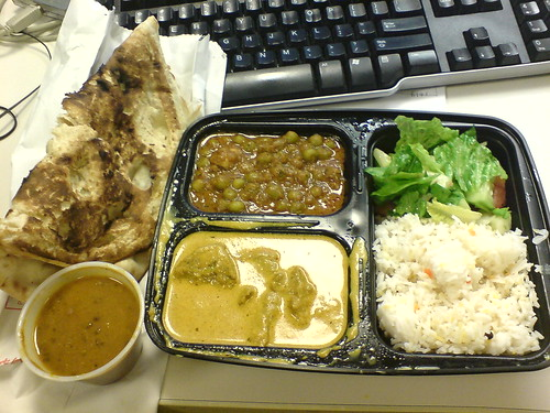 lunch to go from Utsav