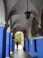 P1000279 (tylerhill75) Tags: color peru tyler rtw arequipa monestary santacatalina