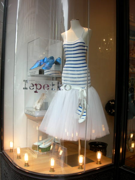 Gaultier for Repetto