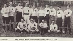 Bordeaux champion 1899