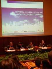 Conferência Anual BCSD Portugal 2007: Construção Sustentável