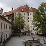 Cesky Krumlov: Republic Square