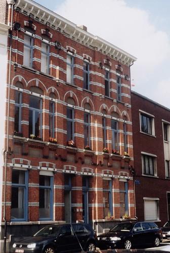 Gekoppelde woningen van het enkelhuistype