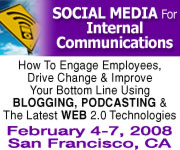Social Media Internal Communications