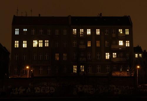 Fassade in der Hausburgstraße in Friedrichshain - Foto: Henning Onken