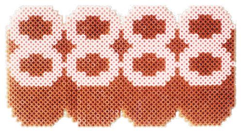These eight Cha-iro Beads are these eight Cha-iro Beads.|この茶色の八つのビーズは、この茶色の八つのビーズである。