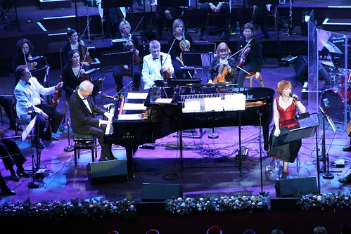 London - The Royal Albert Hall - Christmas Carols 8