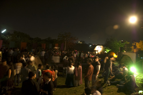 Party!, Solstice 2007, Indian School of Business by Rahul Khandelwal