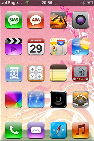 there's a serious lack of pink themes