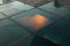 """Suelo de cristal. Málaga (""""GALBA"""") Tags: abstract calle angle abstracto malaga suelo angulo geometria abstraccion"""