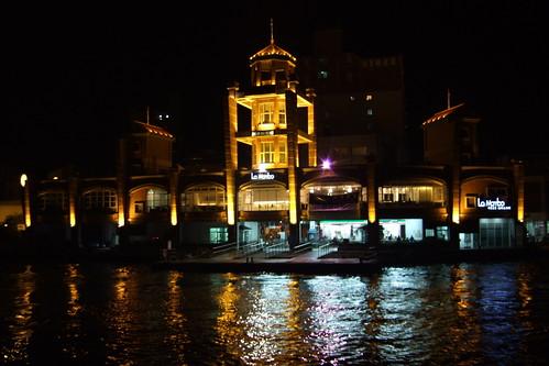 高雄港夜景1