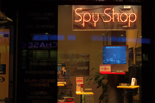 Spy Shop Mayfair