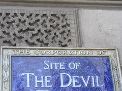 Site of the Devil