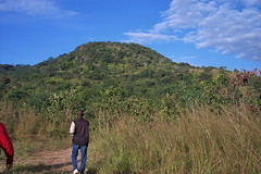 Mulungwishi cross hill