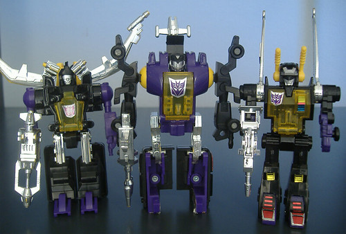 Insecticons Bot-mode