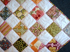 Lotus Patchwork Quilt