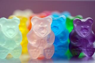 gummy bear *
