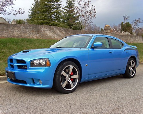 08 Dodge Charger SRT8 Super Bee