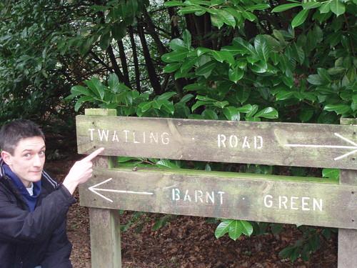 Twatling Road