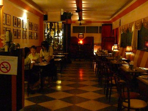 Atlanta Hotel Bangkok Restaurant Menu