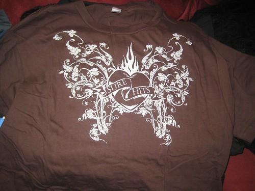SureHits Shirt (Type 1)