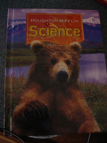 My daughter's 2nd grade science textbook