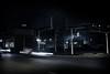 some sleepless nights (Satirenoir) Tags: cars lights intersection barren arlingtonva wasteland emptylot utata:project=nocturnal2