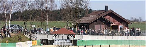 Windhundrennen - Windhund-Arena Hünstetten