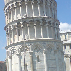 Torre pendente di Pisa, otherwise known as the Leaning Tower