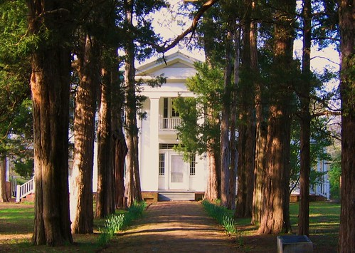 Oxford, Mississippi - William Faulkner´s Rowan Oak