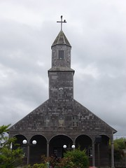 Chiloe - Achao - eglise