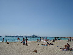 Beach, Giftun Islands