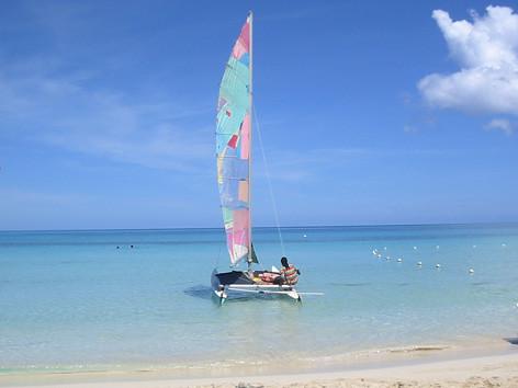 Jamaica, Negril, Sail por esinuhe69.