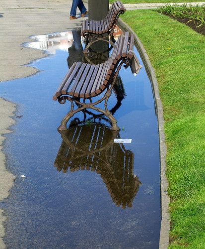 Reflected Bench