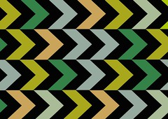 (pavilion tone) Tags: road geometric sign pattern inspired zig repeat zag chevrons