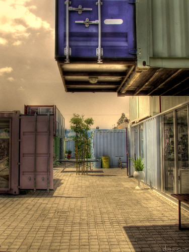 Containers City No. 2