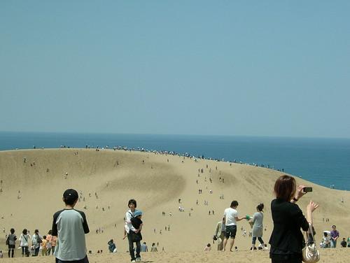 tottori sand hill
