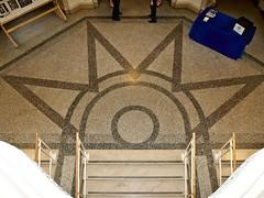 Terrazzo Floor, Marianopolis College