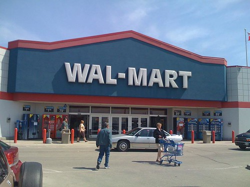 New Wal Mart Store Openings Canada