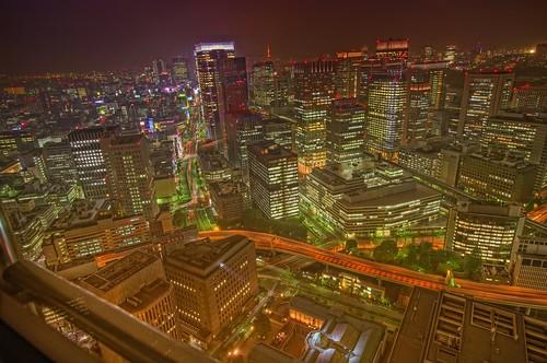 Tokyo Nights by /\ltus.