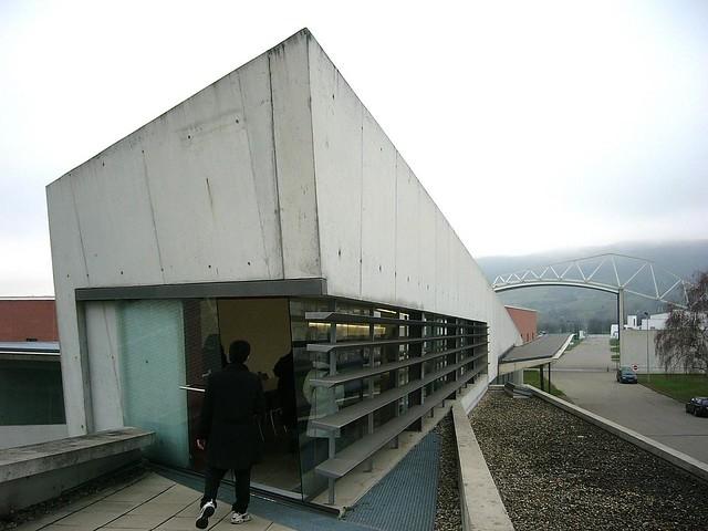 Zaha Hadid- Vitra Fire Station, 1993