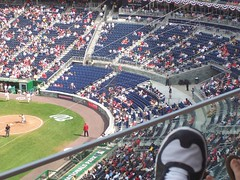 Empty Box seats