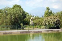 parco zoo etnaland 1 (Vecchio Concetto) Tags: parco lago zoo sicily dinosaurs sicilia etnaland dinosauri patern acquapark