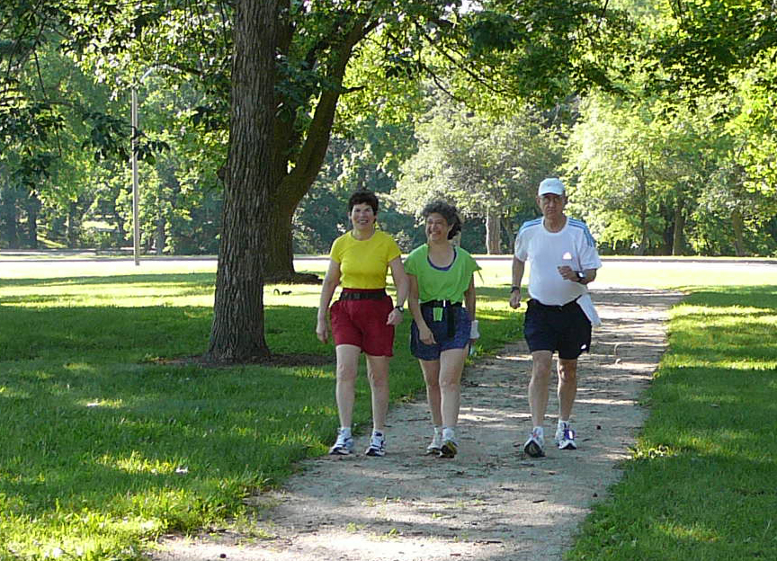 walk exercise