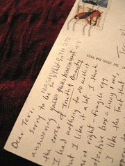 Nashville, TN, postcard from Ann Patchett, Minneapolis, Minnesota, September 2008, photo © 2008 by QuoinMonkey. All rights reserved.