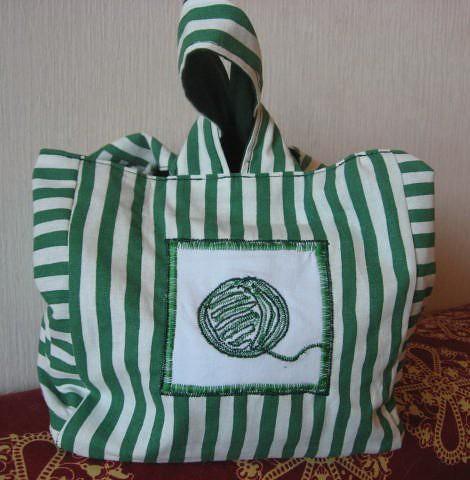 wip bag!